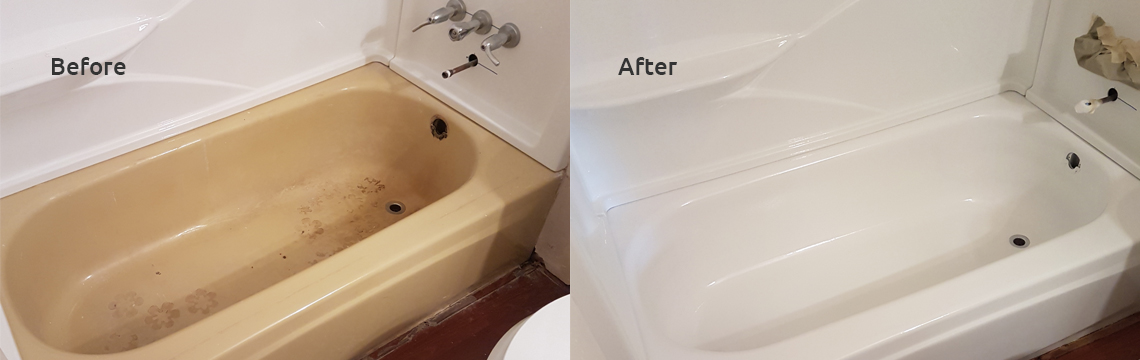 Anchorage Alaska Tub Painting and Refinishing