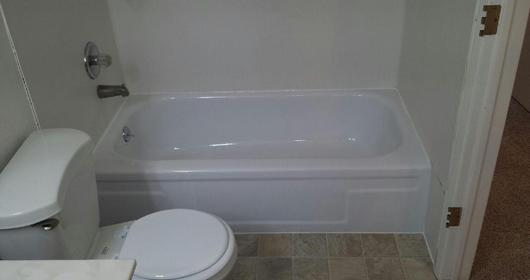 After Tub Refinish